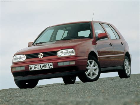 Volkswagen Golf Iii Photos Photogallery With 11 Pics