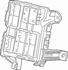 Gmc Yukon Junction Block  Instrument Panel