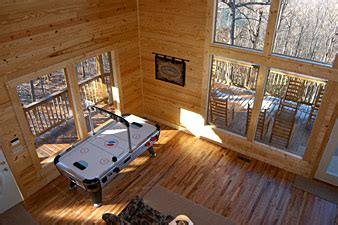 Mountain Majesty Log Cabin Near Pigeon Forge And Wears