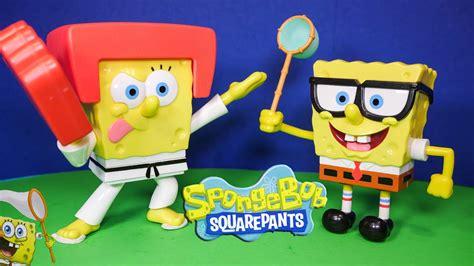 Spongebob Nickelodeon Sponge Bob Talking Figures A