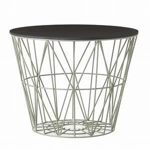Table Basse Panier : table basse panier id es de d coration int rieure french decor ~ Teatrodelosmanantiales.com Idées de Décoration