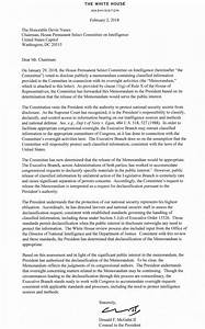 FISA Memo Released: Here's What It Says | Zero Hedge