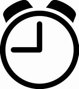 Clock Icon Clip Art at Clker.com - vector clip art online ...