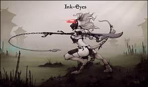 Ink-Eyes by ecmajor on DeviantArt