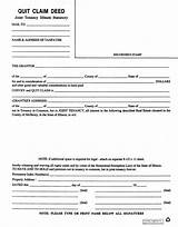 Images of Colorado Quit Claim Deed Template