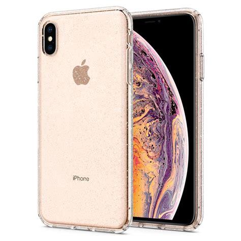 koep spigen iphone xs max case liquid crystal glitter crystal