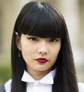 Coupe Longue Femme : asiatique cheveux rouge alsp ~ Dallasstarsshop.com Idées de Décoration