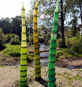 Glaskunst Für Den Garten : gl serne g rten bayerischer wald ~ Watch28wear.com Haus und Dekorationen