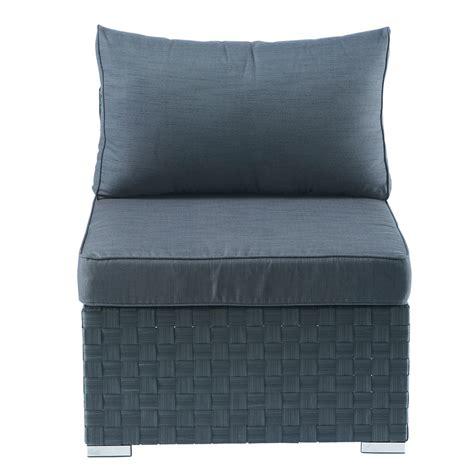 canapé chauffeuse chauffeuse de canapé d 39 extérieur gris anthracite square