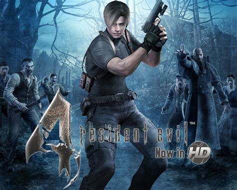 Resident Evil 4 Hd Edition Review