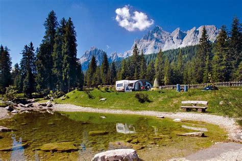 camping caravan park sexten buchen suncamp holidays