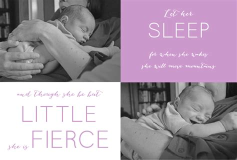 babies born sleeping quotes