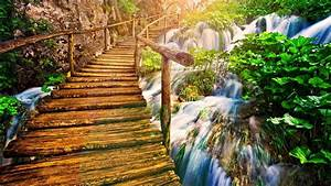 V.69: 3D Beautiful Waterfall Wallpapers, HD Images of 3D ...