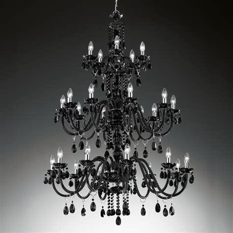 black chandeliers uk large classic black chandelier juliettes interiors