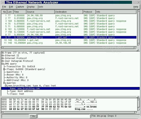wireshark linux softpedia linux