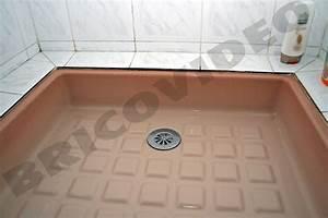 Etancheite Bac A Douche : resine etancheite bac a douche ~ Premium-room.com Idées de Décoration