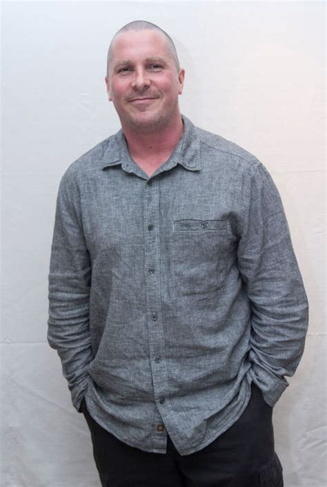 Christian Bale Looks Unrecognisable After Another Dramatic