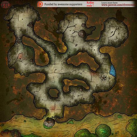 ナギ役 さか 兵士役 小次狼 after goblin cave vol.01, what will happen if nagi has been saved from goblins. Map 89 - Undiscovered Cave | Elven Tower