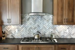 herringbone kitchen backsplash timeless herringbone pattern in home décor