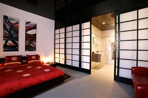 chambre ouverte sur salle de bain astuces décoration salle de bain ouverte sur chambre