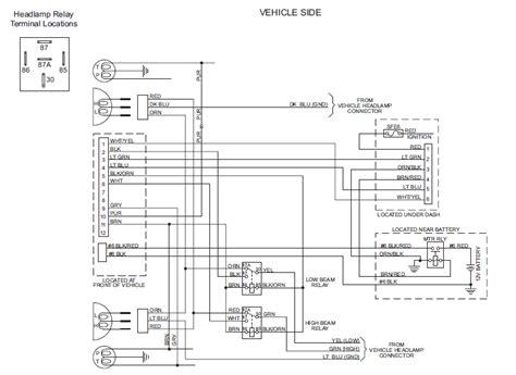 Boss Snow Plow Wiring Chevy Truck Online Diagram