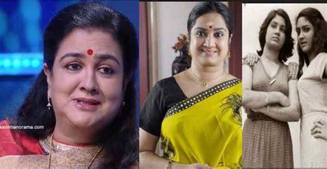 actress kalpana brother urvashi rues not patching up the rift with sister kalpana