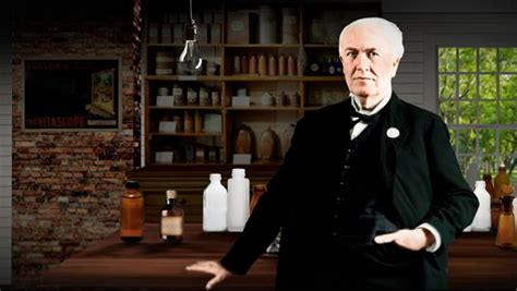 who invented the light bulb edison demonstrates incandescent light dec 31 1879