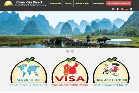 Consolato Cinese Ufficio Visti - come ottenere il visto per la cina nel modo pi 249 facile ed