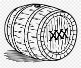 Barrel Whiskey Clipart Drawing Blowing Draw Transparent Silhouette Clipground Webstockreview Stave Begin sketch template