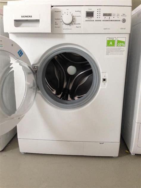siemens e14 4s waschmaschine siemens waschmaschine varioperfect e14 32 in ulm waschmaschinen kaufen und verkaufen 252 ber