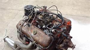 Chevy 454 Engine Start Up On Ground   Hot Ratrod Engine   Test Run   Redneck Engineering