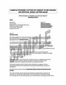 Letter, Of, Credit