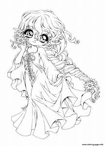 Cute Anime Chibi Coloring Pages Printable