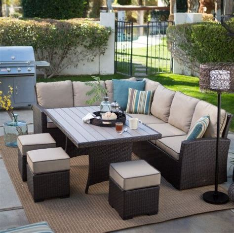 Wicker Outdoor Furniture Sale by Get Cheap Wicker Dining Set Aliexpress