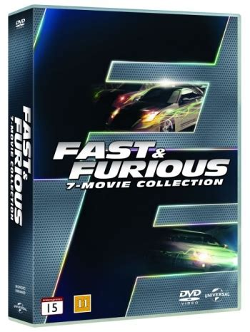 fast and furious 1 7 fast furious 1 7 collection dvd discshop fi
