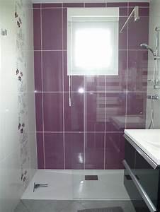 Carrelage De Douche : carrelage salle de bain renovation carrelage mural salle ~ Edinachiropracticcenter.com Idées de Décoration