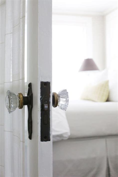 Unlocking Bedroom Door Knobs by Vintage Glass Door Knobs Beautiful Apartment Livin