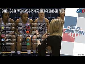 Tech, Harding picked near the top of GAC women's ...