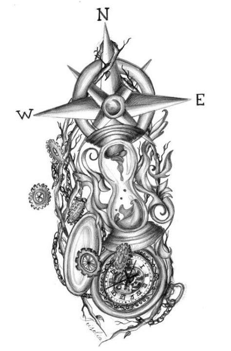 image result  hourglass tattoo flor de lis