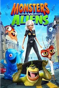 Monsters vs. Aliens Movie Review (2009) | Roger Ebert