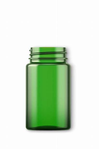 Jars Pet Biodegradable Vitamins Supplements Minerals Plastic