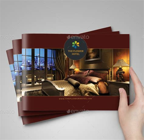 hotel brochure templates  ai indesign ms
