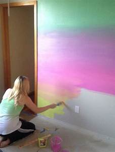 Best 25+ Rainbow wall ideas on Pinterest