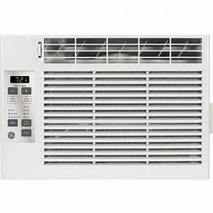 5000 Btu Window Air Conditioner With Remote 115v Ge