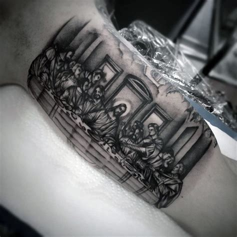 supper tattoo designs  men christian ink ideas