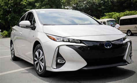 cars toyota 2017 toyota prius one eco plug in hybrid cars toyota review