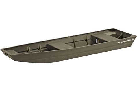 Lowe 1436 Jon Boat Review by Tracker Topper 1436 Riveted Jon Fish And Ski New In