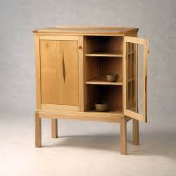 hand made maple on maple half glass liquor cabinet by down to earth woodworks llc custommade com
