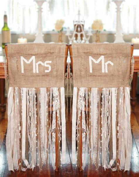 voilage chambre gar輟n on vous présente la housse de chaise mariage en 53 photos