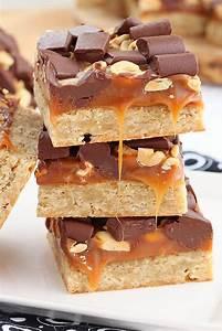 Salty caramel chocolate bars